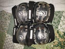 kit de proteção profissional PlayLife