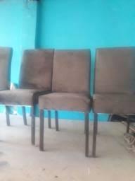 04 cadeiras  nova