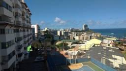 Apartamento Rio Vermelho, Vista Mar, 2 Quartos, 70m2