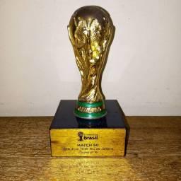 Taça copa do mundo Brasil Rio 2014
