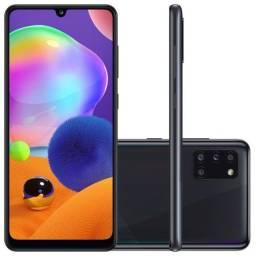 Smartphone Galaxy A31 Preto 128GB Preto