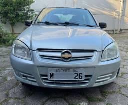 Gm Celta 1.0 Prata 2011 C/ Direção Hidraulica