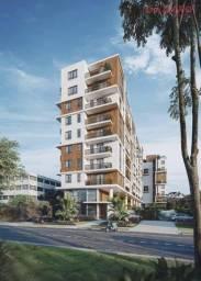 Apartamento à venda com 1 dormitórios em Água verde, Curitiba cod:42096
