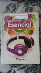 Livros de espanhol Esencial 2 e 3// 2° edição usados