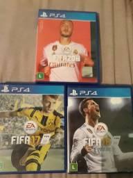 3 jogos Fifa ps4