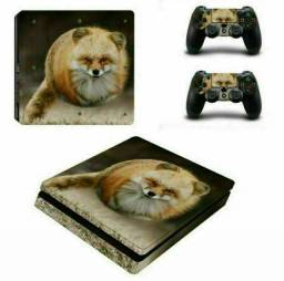Para PS4 Slin e Controles
