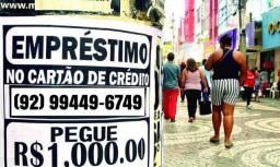 Na + Brasil recebe na mesma hora dinheiro com cartão