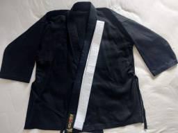 Kimono preto -Novo