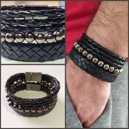 Kit pulseira masculino