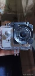 Mini câmera esportiva completa