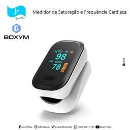 Medidor de Saturação e Frequência Cardiaca | @jrofficialstore