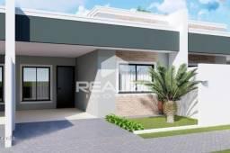Casa nova de laje com 2 quartos no Jardim Ipê