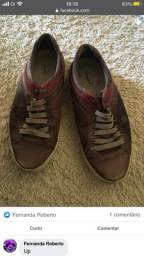 Sapato masculino tamanho 40