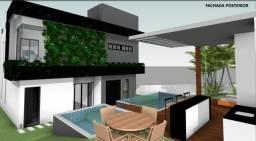Casa em construção no Alphaville Pernambuco 2, entrega 2022