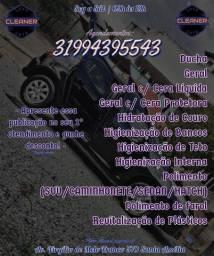 Lava Jato Cleaner - Bairro Santa Amélia - Pampulha
