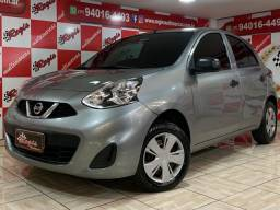 Nissan March  1.0 12V S (Flex) MANUAL