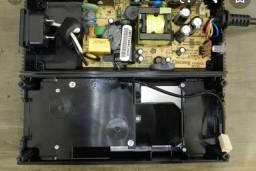 Conserto fonte Xbox one Microsoft luz laranja e controles