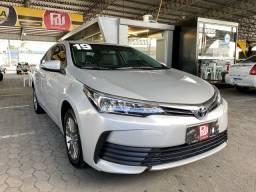 Título do anúncio: Toyota Corolla GLI Upper 1.8 A/T (Única Dona) 23.000km
