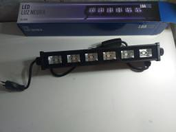 Luz negra de 6 leds