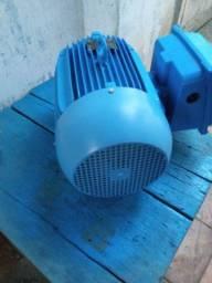 Motor 7.5cv baixa rotação monofasico