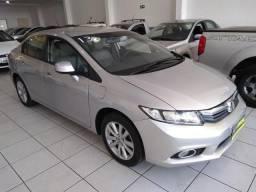 Honda Civic LXS Automático - 2013