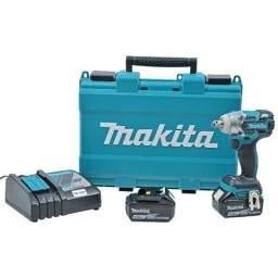 Chave de Impacto a Bateria Makita - DTW285RME Nova!! Parcelo no cartão