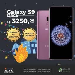 Samsung S9 128gb - Com NF - Lacrado