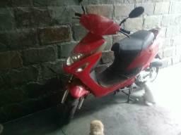 Scootter Shineray XY50Q2 Bike - 2012