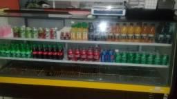 Freezer e expositores de bebida