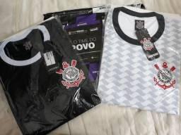 Camisas Oficiais do Corinthians Sport Club