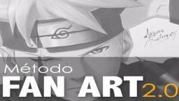 Aprenda o Método de Desenha Fanart 2018