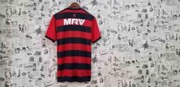 Camisa Flamengo I 2018 s/n