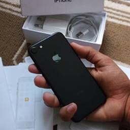 Imperdível iPhone 7 32 GB preto/ troca 6 6s 6plus
