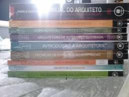 Coleção de Arquitetura + Book Play (Leia a Descrição)