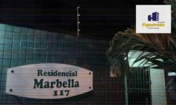 Apartamento residencial com 2 qtos mobiliado, para locação, Bessa, João Pessoa