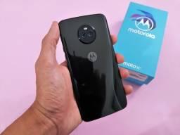 Moto X4 novo para trocar em receptor asa america