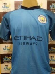 Camisas de times de futebol