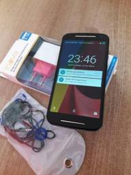 Moto g2 16gb hdtv filezao
