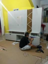 José Antônio montador de móveis e eletricista residencial