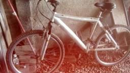 Bike de aluminio