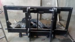Deslocador lateral com carrinho