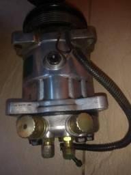 Compressor refrigerador de baú