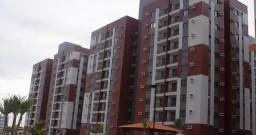 Apartamento em condomínio fechado com 2 quartos _sendo 1 suíte /no Calhau/ ITBI reg grátis