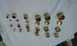 Matrizes para botões bombê