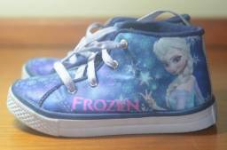 Tênis Do Frozen
