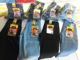 Calças jeans wragler