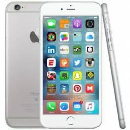 Iphone 6s 128GB Prateado - Somente venda!