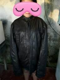 """Vendo jaqueta de couro executivo""""TM G"""" original!"""