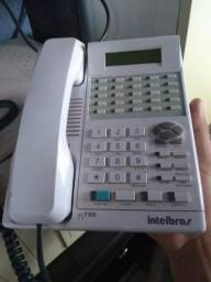 Telefone residencial com ramal $100