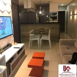 Apartamento com móveis planejados na zona sul/ jacarandá